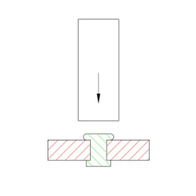 油压铆接机工作原理图