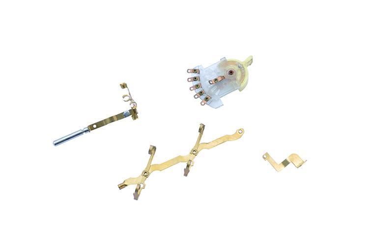 DF-A-6型气压铆接机铆接样品