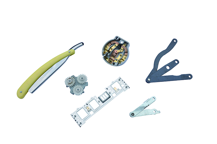 DF-A-5型气压铆接机铆接样品
