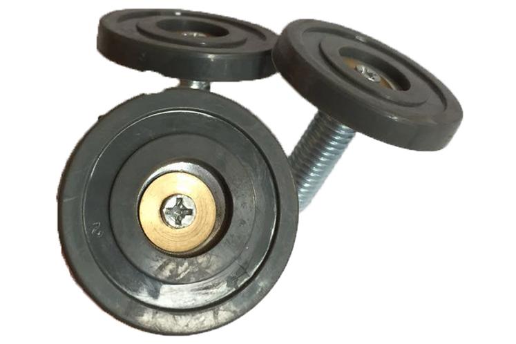 DF-MC-1型气液增压铆接机铆接样品