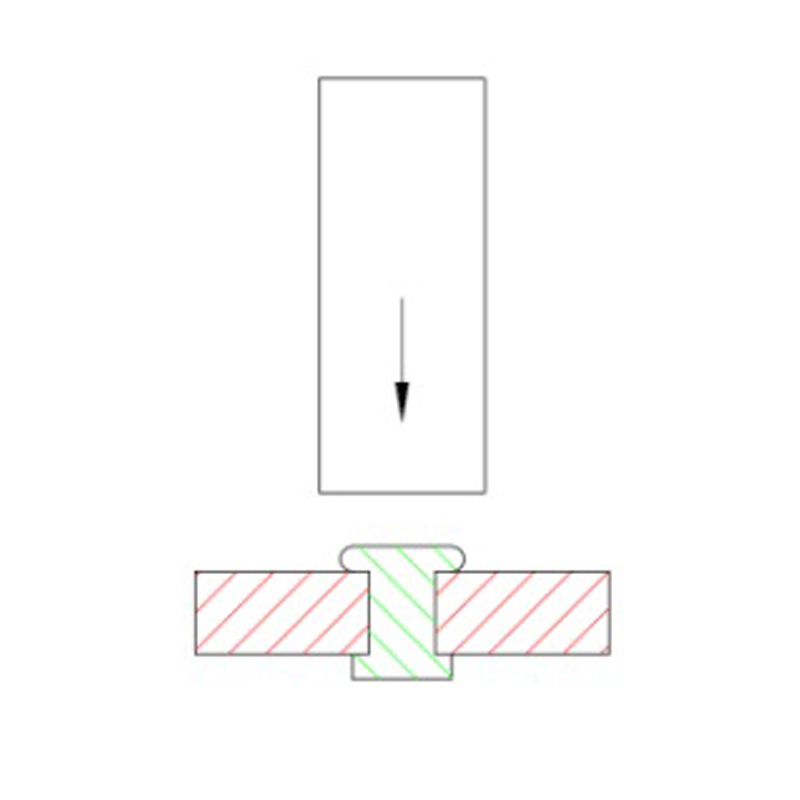 油压铆接机的工作原理