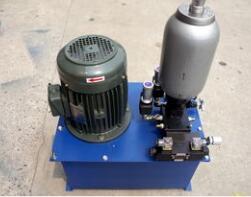液压铆接机液压系统原理介绍