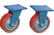 脚轮铆接机的工作原理
